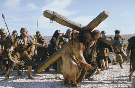 Passion Of The Christ. Is THE PASSION OF THE CHRIST