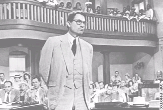 eulogy for atticus finch to kill Eulogy for atticus finch read by jean louise finch (scout) my dear family and friends, we have gathered here not only to mourn the loss of a great man and amazing father, but to celebrate his life's amazing achievements.